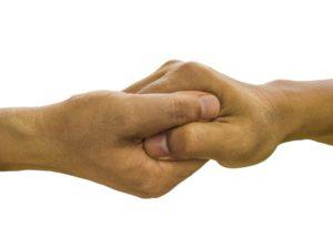 Hands for Rehab rheumatoid arthritis